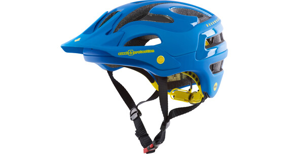 Sweet Protection Bushwhacker MIPS Helmet Matt Blue Blue